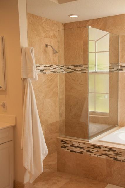 Master Bath transitional
