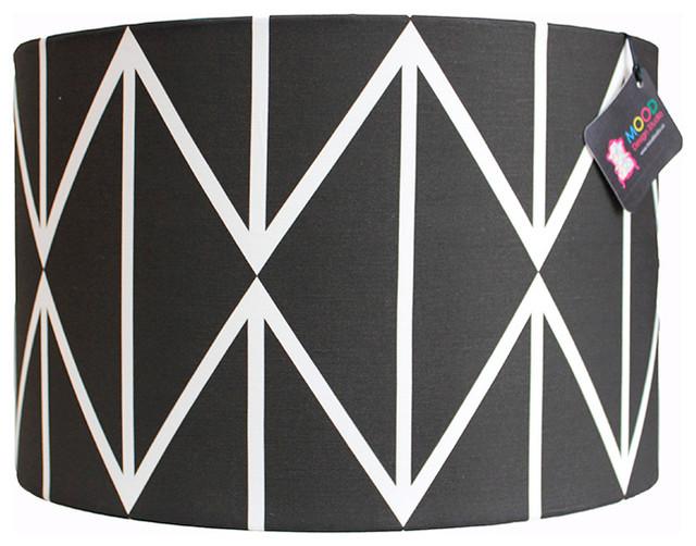 Black And White Lamp Shades - Home Design & Architecture - Cilif.com