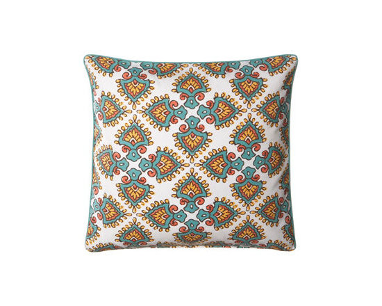 John Robshaw Viceroy Outdoor Pillow