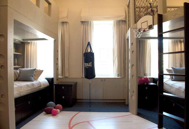 Park Avenue Boys' Room contemporary-kids
