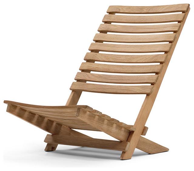 Skagerak Dania Folding Beach Chair Contemporary  : contemporary outdoor chairs from www.houzz.com size 640 x 566 jpeg 72kB