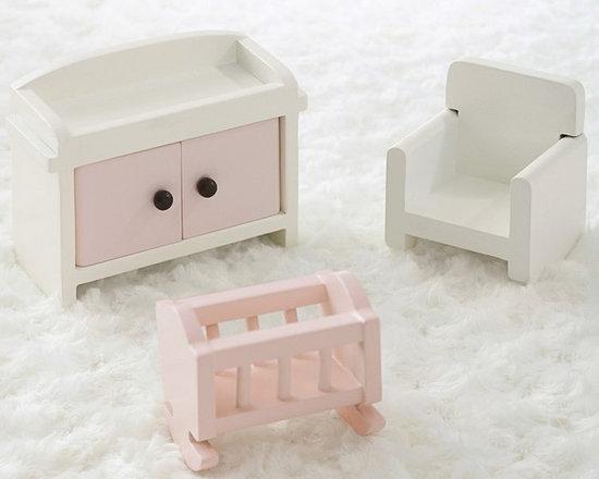 Dollhouse Nursery Set -