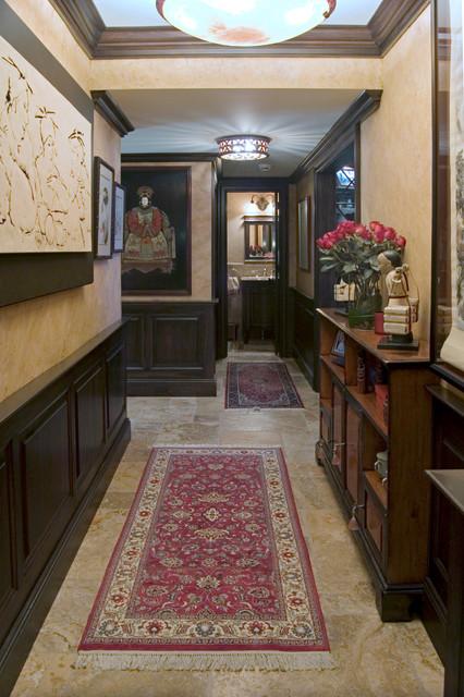 Elegant Townhouse renovation, Philadelphia, Pennsylvania traditional