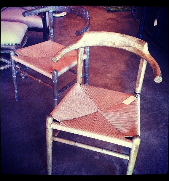 Bent Wood Chair contemporary-living-room-chairs