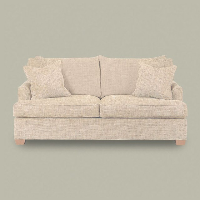 triad queen sleeper traditional futons by ethan allen