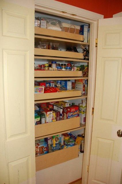 Pull Out Pantry Shelves cabinet-and-drawer-organizers