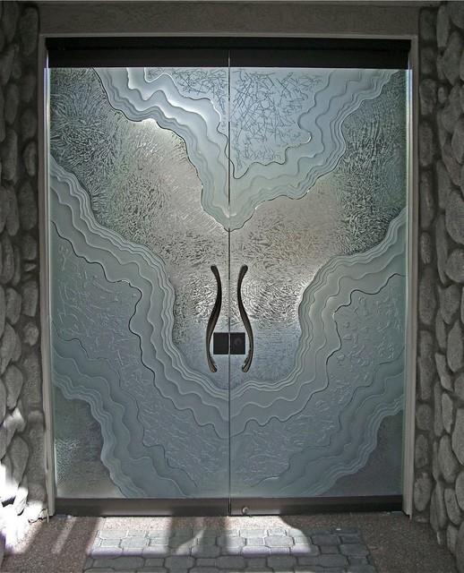 Metamorphosis contemporary-front-doors