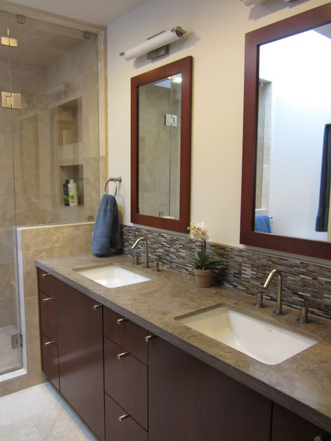 Samoset Street Remodel contemporary-bathroom