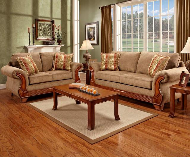 chelsea home shannen 2 piece living room set in radar mocha funhouse