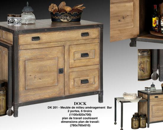 Dock Collection - DULAP BAR DOCK