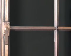 Renaissance Solid Bronze Windows & Doors by Progressive Solutions transitional-windows