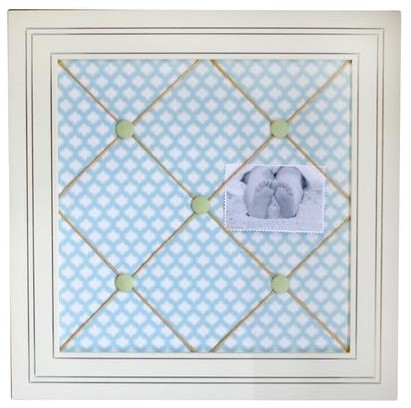 Sprout Framed Memo board traditional-home-decor
