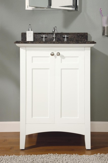 Empire Biltmore B24w Contemporary Bathroom Vanities