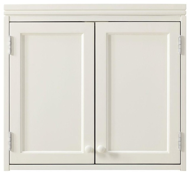 Martha Stewart Living Cabinets Laundry Storage 22 in. H x 24 in. W Wall Cabinet - Contemporary ...