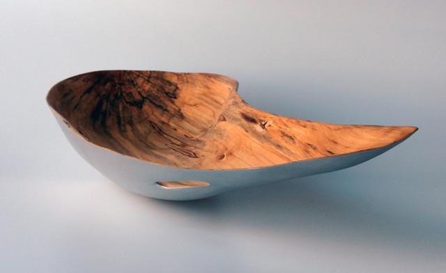 LUNA - birch (Birke) modern-artwork