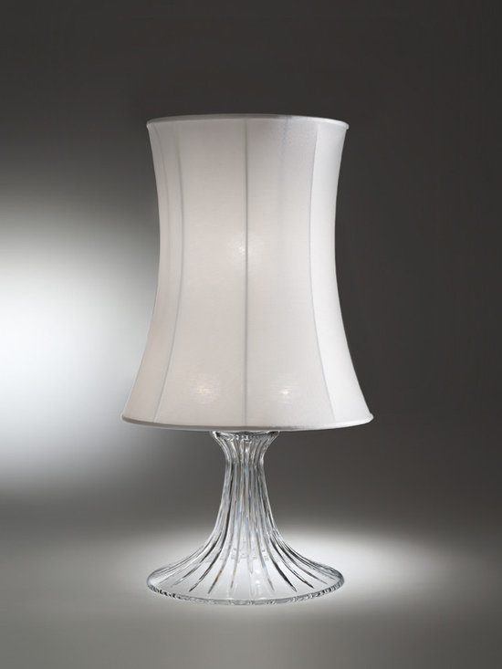 "Italamp Cult Edition ""Armonia Table"" - Italamp table lamp IT/8084/LM.Trasparente"
