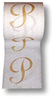Monogrammed Tissue eclectic-toilet-accessories