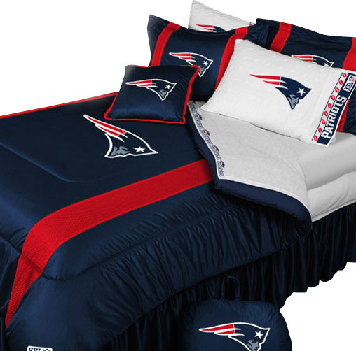 New England Patriots Bed Set Queen