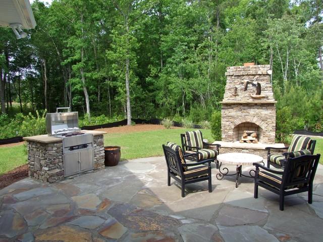 Lexington II Model patio