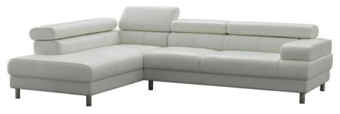 Tosh Furniture Modern Leather Sectional Sofa modern-sectional-sofas
