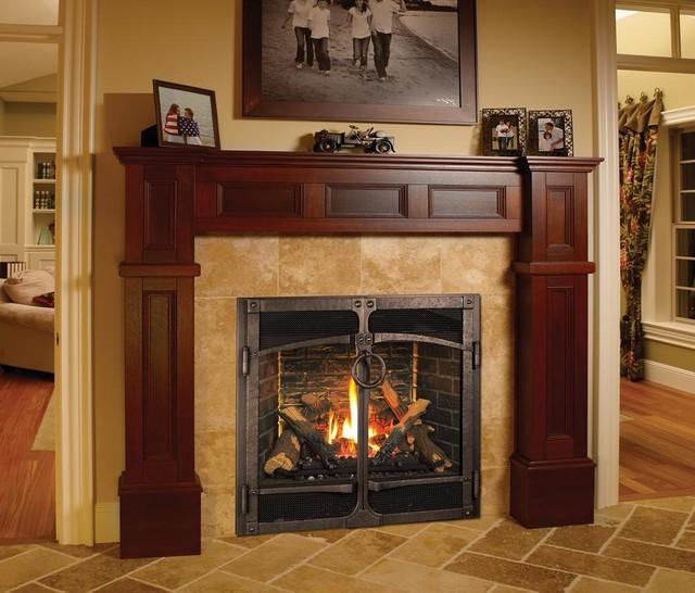 fpx 864 high output greensmart gas fireplace modern
