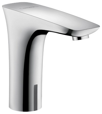 Hansgrohe | PuraVida Electronic Faucet modern-bathroom-faucets-and-showerheads