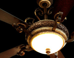 Napoli by Minka Aire traditional ceiling fans