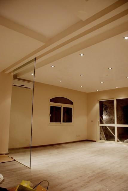 North Coast Villa modern-living-room