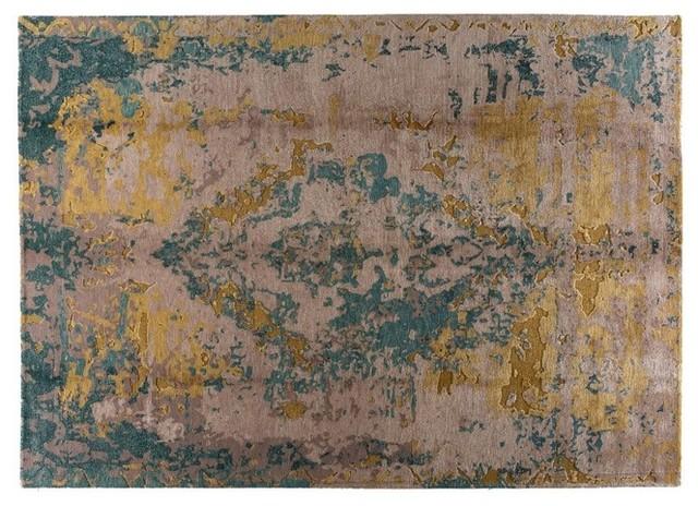 Tolkaj Lapis Rug by Moroso-Golran rustic-area-rugs