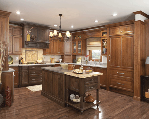 Medallion traditional traditional kitchen cabinetry for Style kitchen nashville reviews