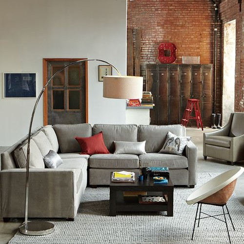 West Elm Henry Sectional Price