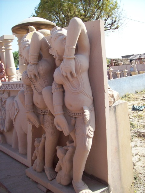 Sand Stone Fountains & Crafts asian-garden-statues-and-yard-art
