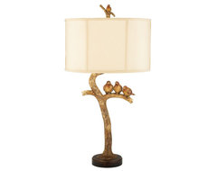 Sterling Industries Three Bird Light eclectic table lamps