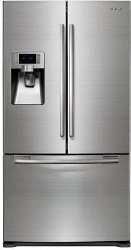 Samsung French-Door Refrigerator contemporary refrigerators and freezers
