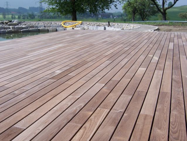 Beautifully aging projects contemporary-hardwood-flooring