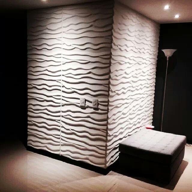 Decorative Wallpaper Panels : Deco panel d decorative wall panels