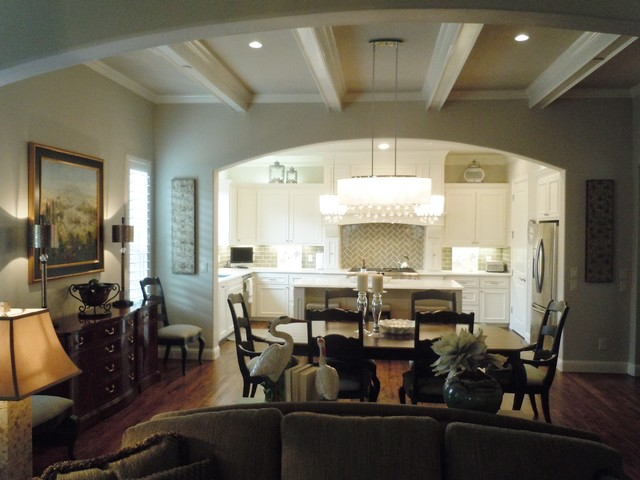 Paisley Residence traditional-chandeliers