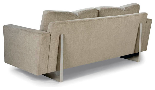Cool Clip Sofa Back View From Thayer Coggin