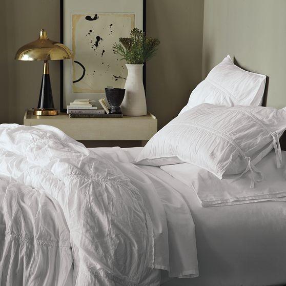 Parachute Duvet Cover + Shams modern-bedding
