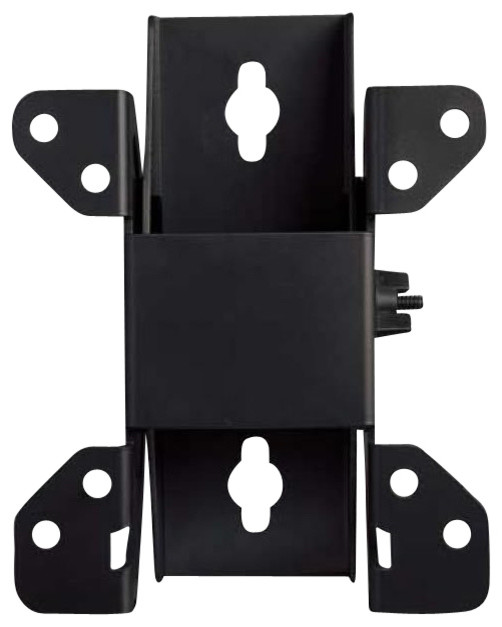 """Sanus 20"""" Full-Motion Mount for 26 to 42"""" LCD Sets in Black - Transitional - Media Storage - by ..."""