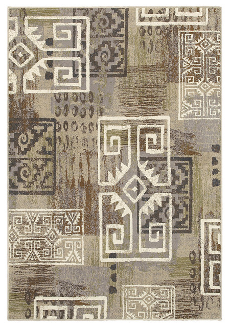 Plainview Area Rug, Sandstorm contemporary rugs