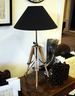 Tripod lamp eclectic-table-lamps