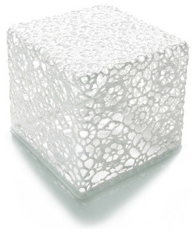 Crochet End Table contemporary-side-tables-and-end-tables