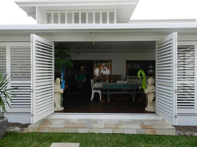 Weatherwell Aluminum Shutters outdoor-products