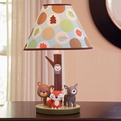Carters Forest Friends Lamp contemporary-nursery-decor