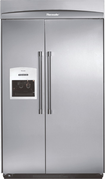 Thermador Built-in Side by Side Refrigerator - Contemporary - by Thermador Home Appliances