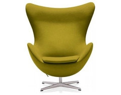 Egg Chair modern-accent-chairs