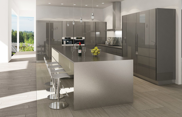 Chipendale kitchen in west vancouver contemporary for European contemporary kitchens