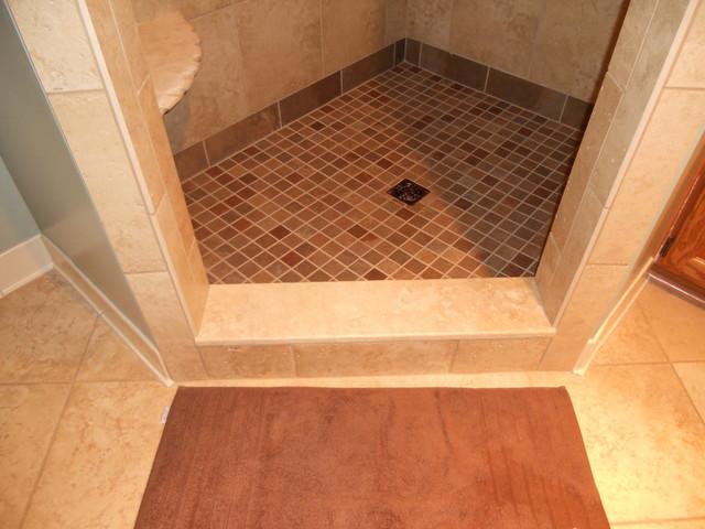 Custom Tiled Showers
