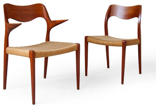 Merveilleux JL Moller Dining Chairs   Midcentury   Dining Chairs   New York .